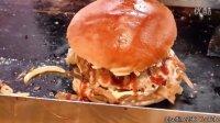【环球美食】-伦敦街头-巴西牛肉汉堡fromBrick Lane