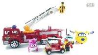 玩具消防车 消防员 消防车积木蛋 玩具蛋 乐高警车 超级飞侠 小爱 多多 玩具总动员 鳕鱼乐园