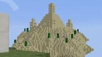 【room】《minecraft》空岛生存 天空巨石01
