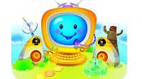 如何画电视机简笔画卡通画电视剧简笔画教程 儿童简笔画图片大全
