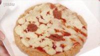 【喵博搬运】【日本食玩-可食】用10盒迷你食玩做正常大小的披萨ヽ《*。》Д