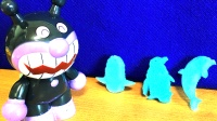 【happy face】【children】面包超人 细菌的发明