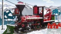 圣诞老人开火车玩具小火车第9集火车过隧道3托马斯和他的朋友们运货☆巴布工程师万能的阿曼汽车总动员