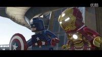 初代钢铁侠盔甲-《乐高漫威超级英雄》PC(小剑解说11期)【美国队长绝境病毒贾维斯洛基满大人】