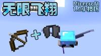 【Bread出品】无限飞翔丨Minecraft我的世界小课堂