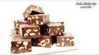 如何制作简单的花生巧克力软糖