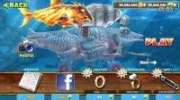 【小光】饥饿鲨进化鲨鱼解说-1:鄂鱼鲨真打赢大螃蟹 饥饿鲨进化手机版