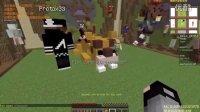 我的世界Minecraft建筑战争【㊣苦力PAPAPA】Hypixel小游戏▲主题-键盘 老虎 商业游戏机
