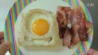 【喵博搬运】【食用系列】怪物迈克形状的鸡蛋面包✧٩《ˊωˋ*》و✧