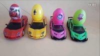 皮克斯汽车总动员比赛 粉红猪奇趣蛋之旅
