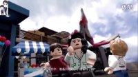 乐高侏罗纪世界手机版第5期:第11章主街★恐龙积木玩具游戏