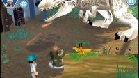 乐高侏罗纪公园第8期 暴虐霸王龙 筱白解说 恐龙游戏