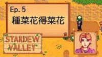 Stardew Valley 星露谷物语 EP 5 种菜花得菜花 直播剪辑