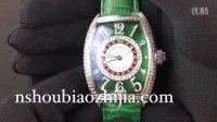 手表之家 FRANCK MULLER法兰克穆勒 拉斯维加斯赌场俄罗斯转盘 特别男士手表
