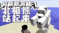 【Bread出品】教你如何让北极熊站起来丨Minecraft我的世界小课堂
