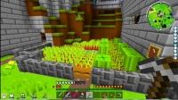【小枫的Minecraft】末影烈焰之刃!攻打骷髅堡垒!我的世界-死神多模组生存.EP4