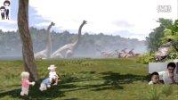 乐高侏罗纪世界手机版第8期:第1章挖掘坑★恐龙积木玩具游戏