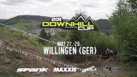 视频: IXS - 2016欧洲速降DH联赛第2站德国WILLINGEN赛道POV!