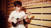 吉他牛人尤克里里演奏 宫崎骏《千与千寻》久石让