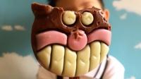 happy face 面包超人 2016 面包超人 细菌巧克力 281