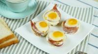 罐头小厨 2016 元气早餐之鸡蛋培根杯 20