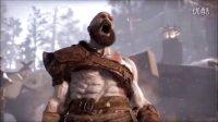PS4独占 战神4 实机游戏演示 E3 2016