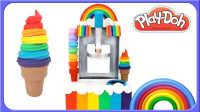 彩虹乐园 2016 超好玩彩虹冰淇淋机趣学颜色配对 219