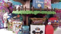最牛最新款的玩具总动员演示 小马宝莉米老鼠土豆侠全是玩偶