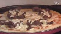 【负零】牛哥大战超级无敌好吃到bao家常自制手工牛肉大披萨