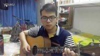 吉他弹唱 《爱的代价》+《昨天的你的现在的未来》 by 小涛