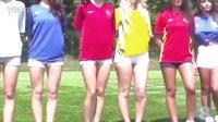 欧洲杯各国美女争相斗艳 翘臀射点大PK