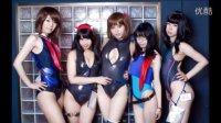 日本推出竞技泳衣咖啡厅 性感女服务生换装随你拍