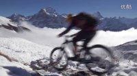视频: 瑞士艾格峰山地车穿越,探索一条未被发现的Singletrack路线