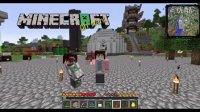 负豪渣★我的世界★重生三条命Minecraft应用能源2空间塔&末地门在我家EP55