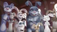 兔子镇的火狐狸英文版片花