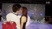 轰动朋友圈的中山希尔顿空中求婚—TasteFilm作品