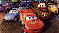【玩之乐】汽车总动员 合金车赛车 开箱试玩