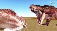 恐龙乐园 恐龙世界 机械霸王龙拼装 侏罗纪恐龙 翼龙霸王龙三角龙雷龙 恐龙帝国恐龙游戏总动员