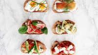 开脸三明治—还有什么早餐比这更适合上班的你?