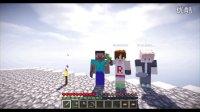 负豪渣&明月庄主★我的世界1.10正式版空岛多人生存Minecraft八卦阵初EP4