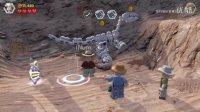 【肉搏快乐】乐高侏罗纪世界恐龙02 恐龙化石在哪里