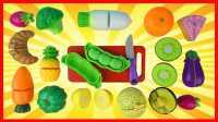 开心时刻与玩具介绍 2016 水果切切看蔬菜切切乐蛋糕切切看 77