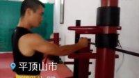 张氏内家拳第二代传人李自培(日字冲拳)| 平顶山詠春拳馆
