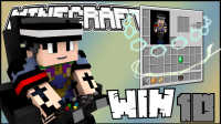 "【英海】【Win10 Minecraft】PC vs PE!""胜""之不武~-Win10版本新奇体验"