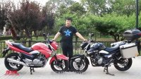 【我车我说】铃木GW250摩托车第四十四期_摩托威