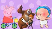 玩具开箱 2016 厨房小游戏和水果切切看 09