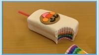 小不点的玩具 2016 培乐多彩虹冰淇淋面包超人 110