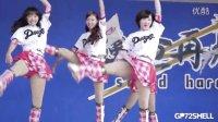 日本美女拉拉队激情动感节奏舞