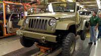 2017吉普推出二战经典威利斯版牧马人 Jeep Willys