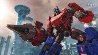 变形金刚:救援机器人小游戏之组装装甲机器人|亲子玩游戏